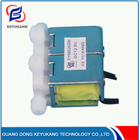 Electric Gas Small Solenoid Valve For