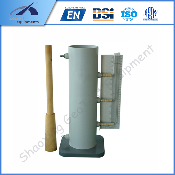 Constant Head Soil Permeability Test Apparatus