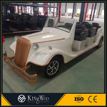 Kingwoo convertible 7 seater electric car