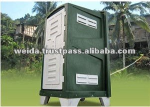 Outdoor Toilet House
