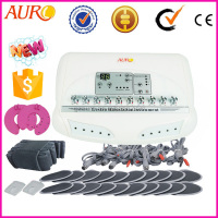 Weight loss electrostimulation equipment with CE professional salon use / Electro Muscle Stimulation EMS Russian wave