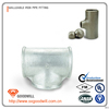 China supplier Pipe Fittings Flange Union Tee