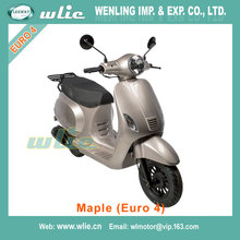 Top quality qianjiang pupular scooters in europe Euro4 EEC Scooter Maple 50cc, 125cc (Euro 4)