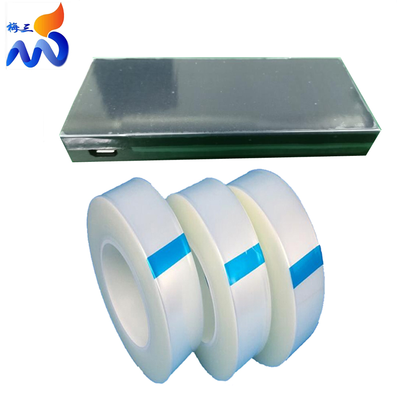 die cut sticky soft <strong>PE</strong> transparent anti scratch stainless steel plastic panel surface lens protective film tape