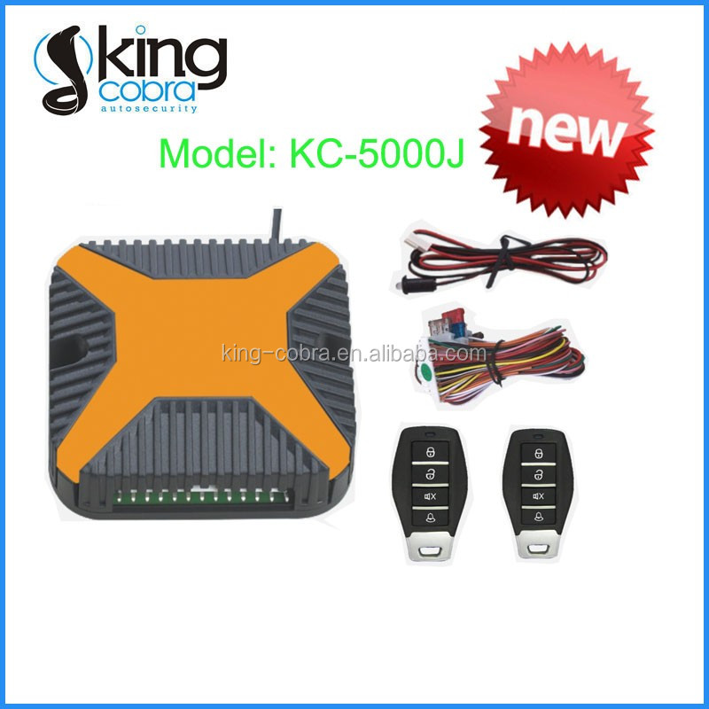 DC 12V Standard Remote Control Car Keyless Entry System Picures