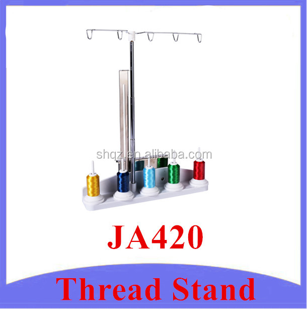 Janome Thread Stand, 5 Spool Thread Stand for Janome Memory Craft 9500 9000 300E Embroidery Machine