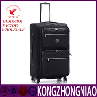 Suitcase luggage 3 pcs standard size custom new design luggage with tsa lock
