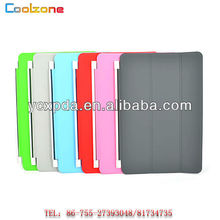 2012 new arrival tri-fold smart cover case for apple ipad mini accessory