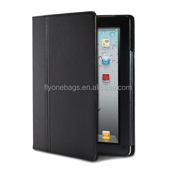 leather tablet folio case