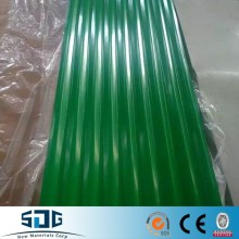 CGI-colorful sheets prepainted galvalume corrugated roofing steel sheets export to Canada