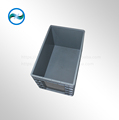 widely use EU Durable plastic logistic storage crate