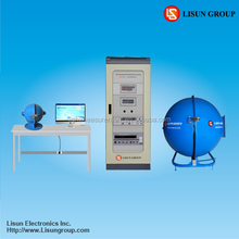 flux tester - LPCE-2(LMS-9000) CCD spectroradiometer and integrating sphere test system for led lights and fluorescent lamps