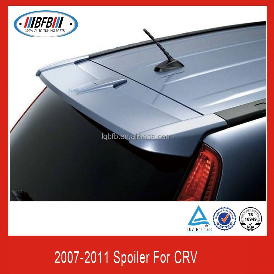 car spoiler Promotion for CRV 2007~2011