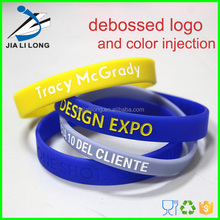 2012 Newest Fashion Silicone Wristband