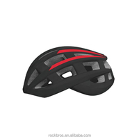 2016 OEM Attractive Safety Dirt Bike Helmet Adults Off Road Bicycle Racing Helmet with LED Rear Light