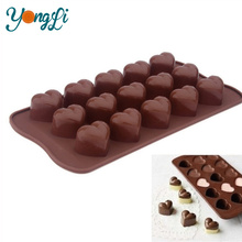 Best Selling Baking Mold Hear Shape Silicon Bakeware
