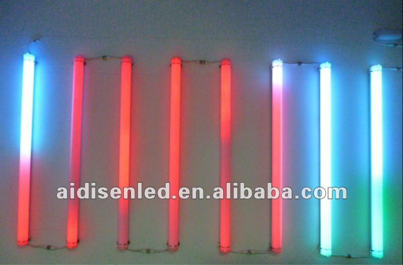 animation disco light DMX chasing LED Digital tube light
