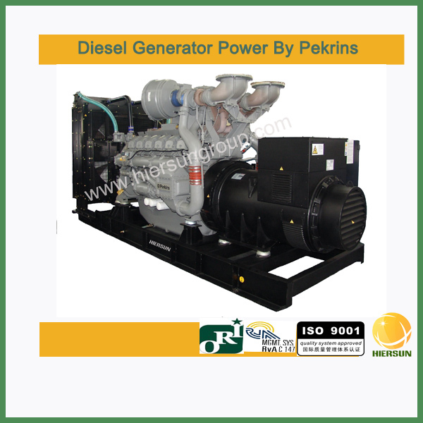 AC three phase output type 1000kw diesel generators