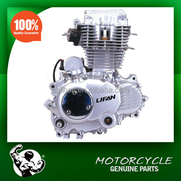 Lifan Air Cooled Engine 250 cc for Motorcycle with Balance Shaft