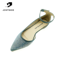 Supply color optional ladies wholesale china cheap flat shoes for women