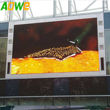 high refresh rate high brightness video p6 outdoor led display