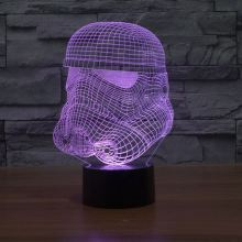 7 Color Change 3D LED Night Light
