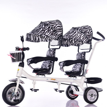 Top selling baby strollers in korea /twin tricycle stroller/baby stroller twins