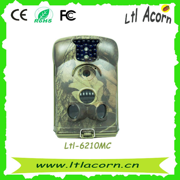 12MP 4G FDD-LTE MMS GPRS SMTP GPS Hunting Camera
