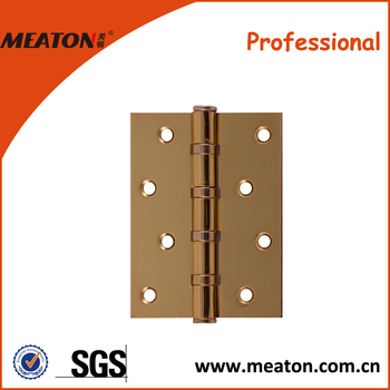 Various size weld on hinges