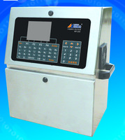 Serial Number Small Character inkjet ink jet date code machine for date number logo