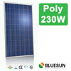 china popular energy companies indonesia poly 230W solar panel