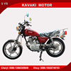 KAVAKI Factory Hot sale Model Motor 125cc Engine Gas Power Two Wheel Motorcycle Made in Guangzhou