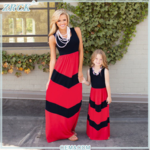 Popular family look clothes malaysia wholesale fashion dress 2016 women clothing