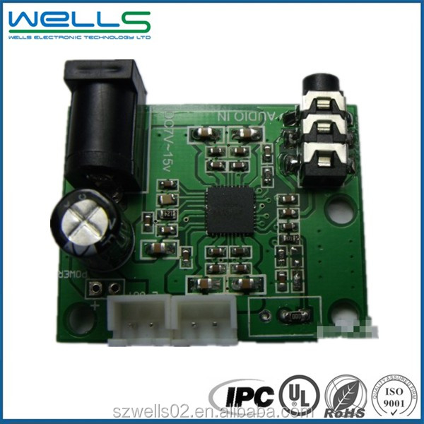 fast pcb copy service/high quality multilayer PCB supplier/passive components PCBA manufacture
