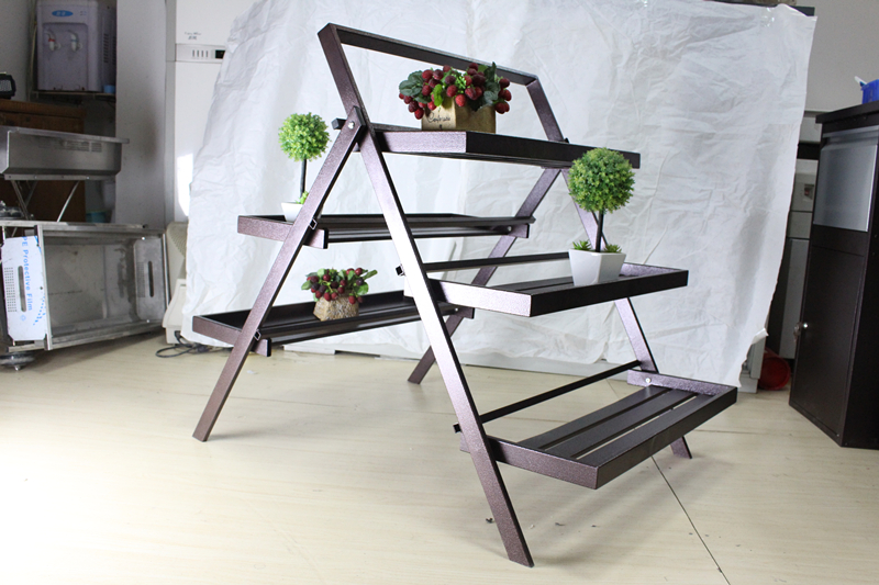 Foshan JHC/Decorative Flower Shelf For Garden/outdoor furniture
