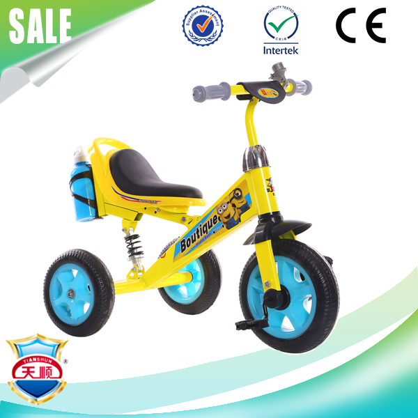 Hot selling chinese tricycle and 3 wheel trike bike and children tricycle singapore