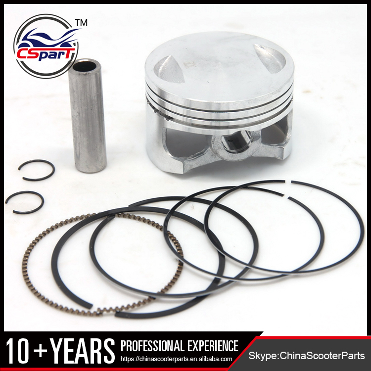 60MM 13MM Piston Rings Kit for YX150 YX160 150CC 160CC 1P60FMJ 1P60FMK YinXiang ZongShen Kaya Xmotos Apollo orion Dirt Pit Bikes