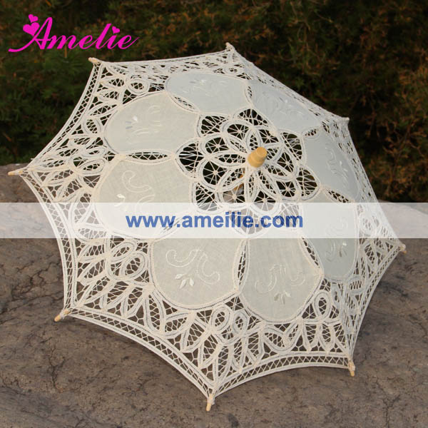 party baby shower decorative lace umbrella parasols