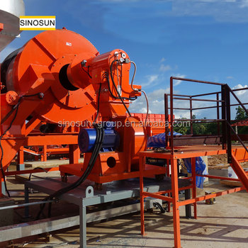 ZRS120 oil burner,waste oil burner for asphalt plant