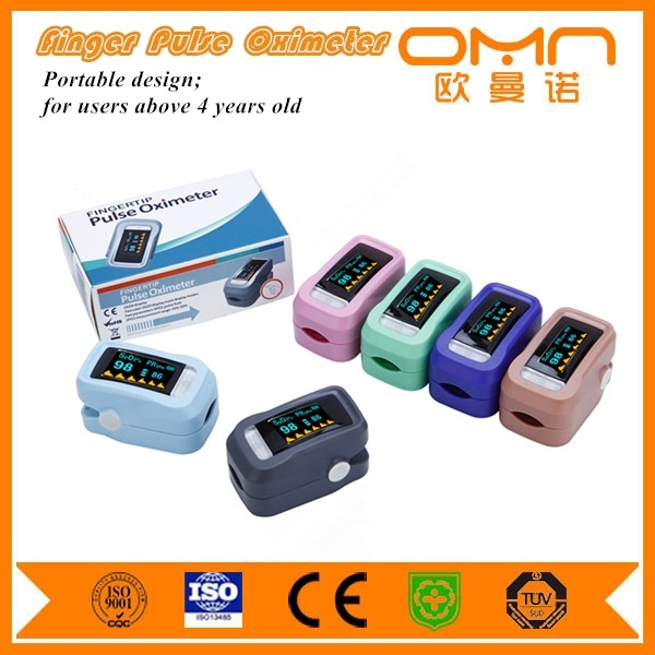 Hot sale Finger pulsoximeter SpO2 Ambulance Equipment OLED Display Fingertip Pulse Oximeter from china manufacturer