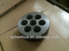 Prestressed Multihole Anchor Head and wedge