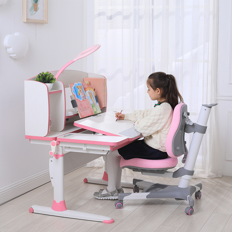 GMYD school student home set desk table chair A105