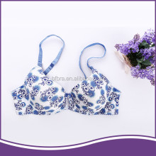 Loveliness quick dry blossom cheap wholesale corset bra