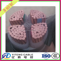 240 / 630 / 1000 sq mm aluminum alloy undergorund power cables XLPE insulated corrosion resistance