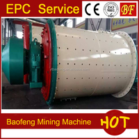 Grinding Equipment China Mining Ball Milling Machine For Processing Plant , Grinding Ball Mill Specification