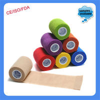 Disposable Medical Round Adhesive Bandages Wraps