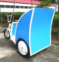 mobile advertisement promotion electric tricycle