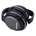 Amazon Hotselling On-Ear Stereo Headphones Comfortable Ear buds, Powerful Bass, Audiophile, for iPhone, Android Compatible