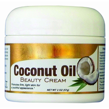 Private Label Natural Coconut Oil Whitening Beauty Cream