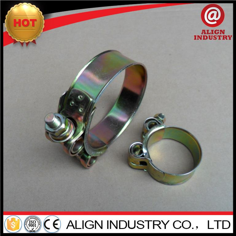 galvanized steel hoops magnetic ear clip stainless steel toggle clamps